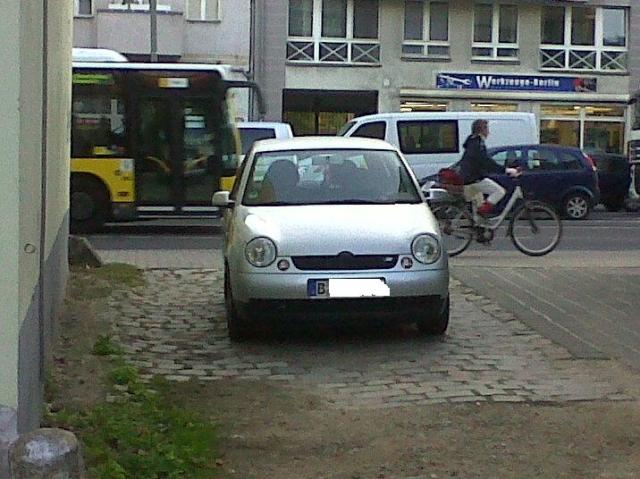 goldenes Auto